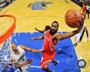 James Harden 2015-16 Action