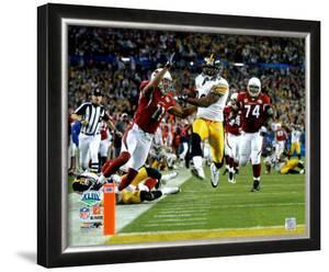 James Harrison Touchdown - Super Bowl XLIII
