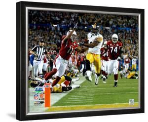 James Harrison Touchdown - Super Bowl XLIII