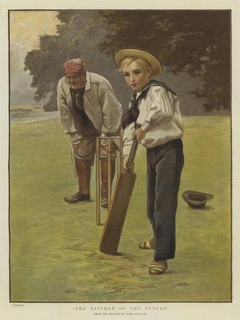 The Batsman of the Future