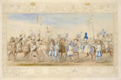 Continuation of the Retinue of the Marquis of Waterford, Knight of the Dragon and Viscount…