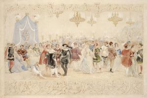 The Ball by James Henry Nixon