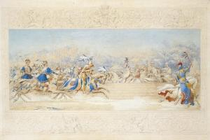 The Joust by James Henry Nixon