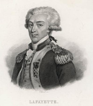 Lafayette by James Hopwood Jr.
