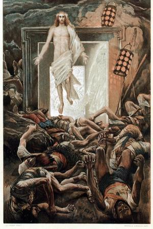 The Resurrection, C1890 by James Jacques Joseph Tissot
