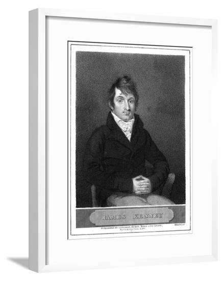 James Kenney--Framed Giclee Print