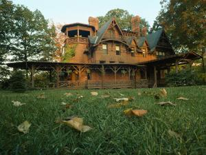 The Mark Twain House in Hartford, Connecticut by James L. Stanfield