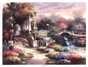 Classic Garden Retreat by James Lee