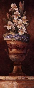 Victorian Blossoms II - Detail by James Lee