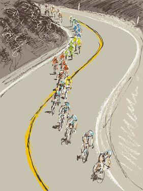 Peloton 11 by James Lord