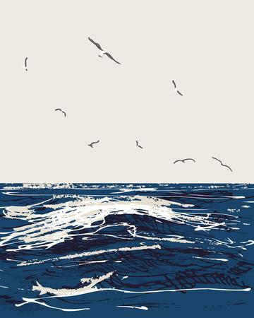 Stormy Seas III