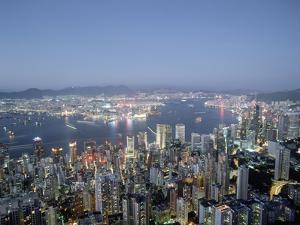 Hong Kong and Kowloon by James Marshall