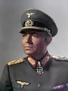 James Mason THE DESERT FOX ; THE STORY OF ROMMEL, 1951 directed by HENRY HATH (photo)