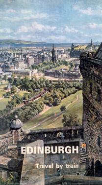 Edinburgh, BR, c.1955-1965 by James McIntosh Patrick