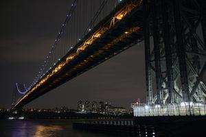 George Washington Bridge IV by James McLoughlin