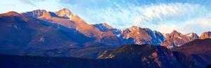 Mountainscape Panorama III by James McLoughlin