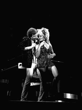 Tina Turner - 1984 by James Mitchell