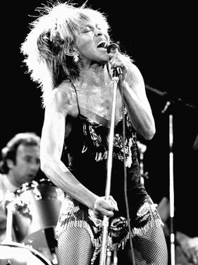Tina Turner by James Mitchell