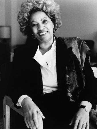 Toni Morrison, 1988 by James Mitchell