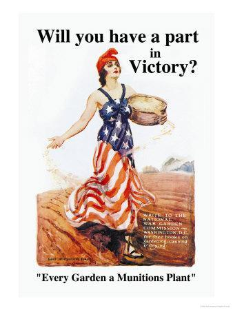 Will You Have a Part in Victory?