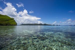 Raja Ampat Archipelago, West Papua, Indonesia, New Guinea, Southeast Asia, Asia by James Morgan