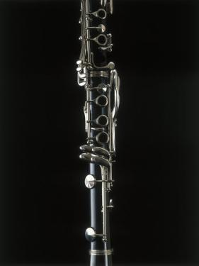 Close-up of a Clarinet by James Morris