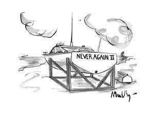 New Yorker Cartoon by James Mulligan