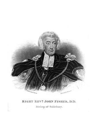 John Fisher, Bishop