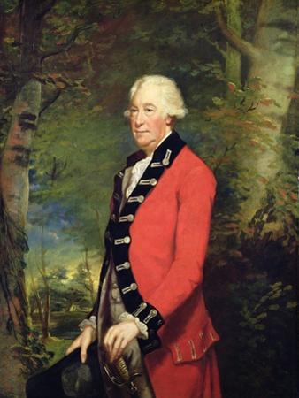 Sir Ralph Milbanke, 6th Baronet, in the Uniform of the Yorkshire (North Riding) Militia, 1784