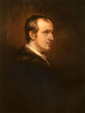William Godwin by James Northcote by James Northcote