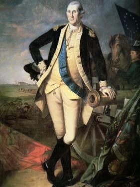 General George Washington by James Peale