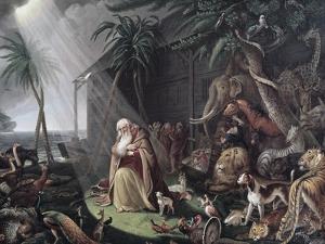 Noah's Ark by James Peale