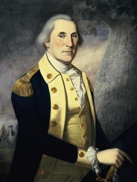 Portrait of George Washington by James Peale