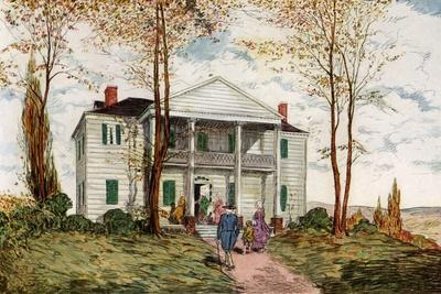 Morris-Jumel Mansion, Washington Heights, C18th Century