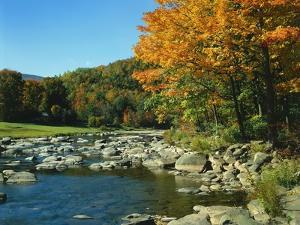 Autumn in the Catskills by James Randklev