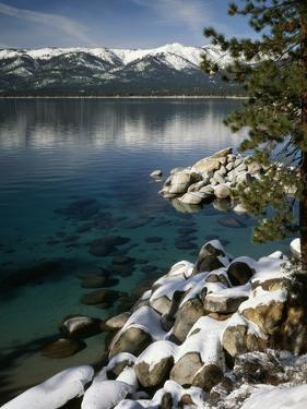 Lake Tahoe by James Randklev