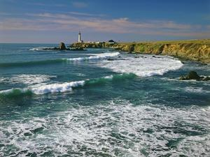 Pigeon Point Lighthouse by James Randklev