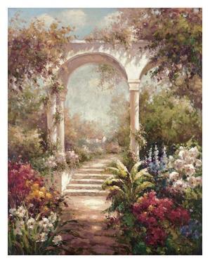 Fiorenza's Garden by James Reed