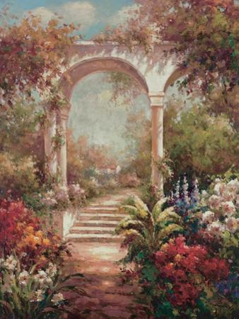 Fiorenza's Garden by James Reed
