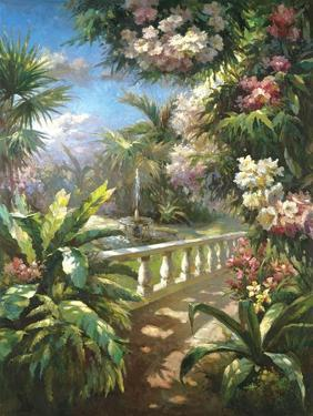 Paradise Fountain by James Reed