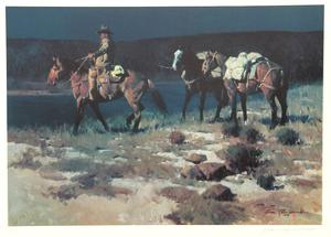 Crossing the Verde by James Reynolds