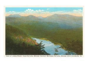 James River, Lynchburg, Virginia