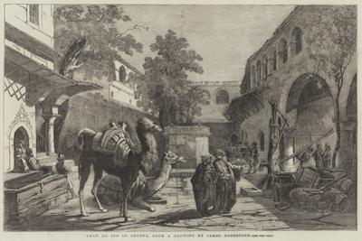 Khan or Inn in Smyrna