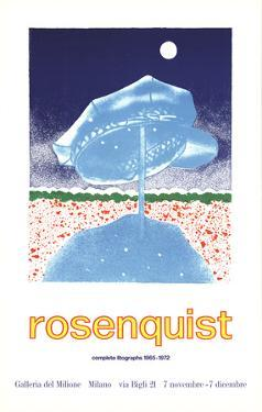 Delivery Hat by James Rosenquist