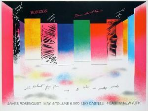 Horizon by James Rosenquist