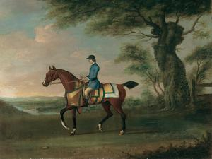 Flying Childers, 1732 by James Seymour