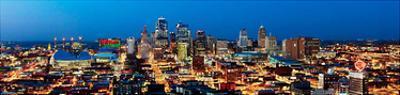 Kansas City, Missouri by James Simmons