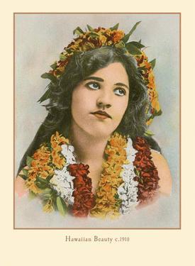 Hawaiian Beauty, Hawaii - Island Curio Co. of Honolulu by James Steiner