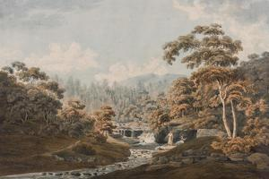 'Habbies How, Peggy'S Pool and Carlops Hill by James Stevenson