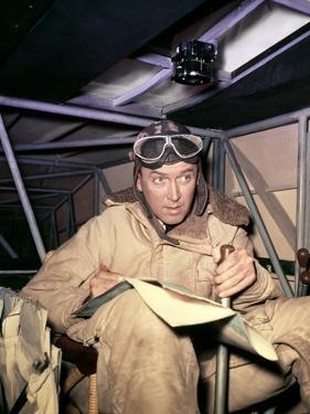 James Stewart THE SPIRIT OF ST.LOUIS, 1957 directed by BILLY WILDER (photo)
